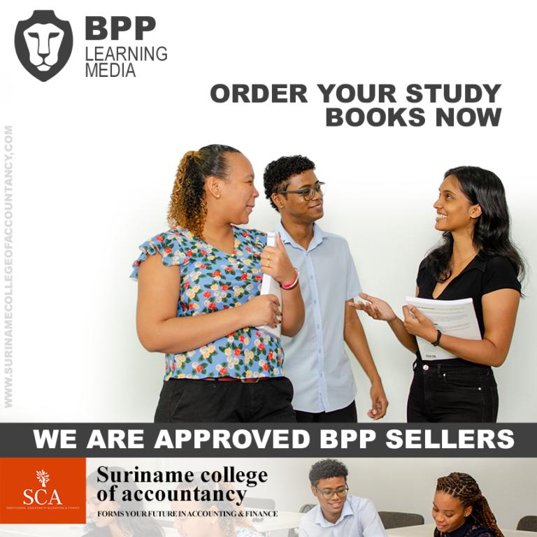 BPP Books Order